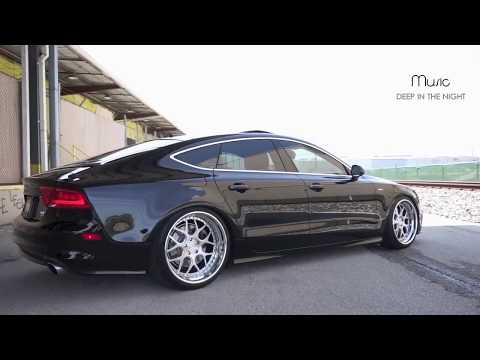 Audi 5, A7 / Music DEEP IN THE NIGHT