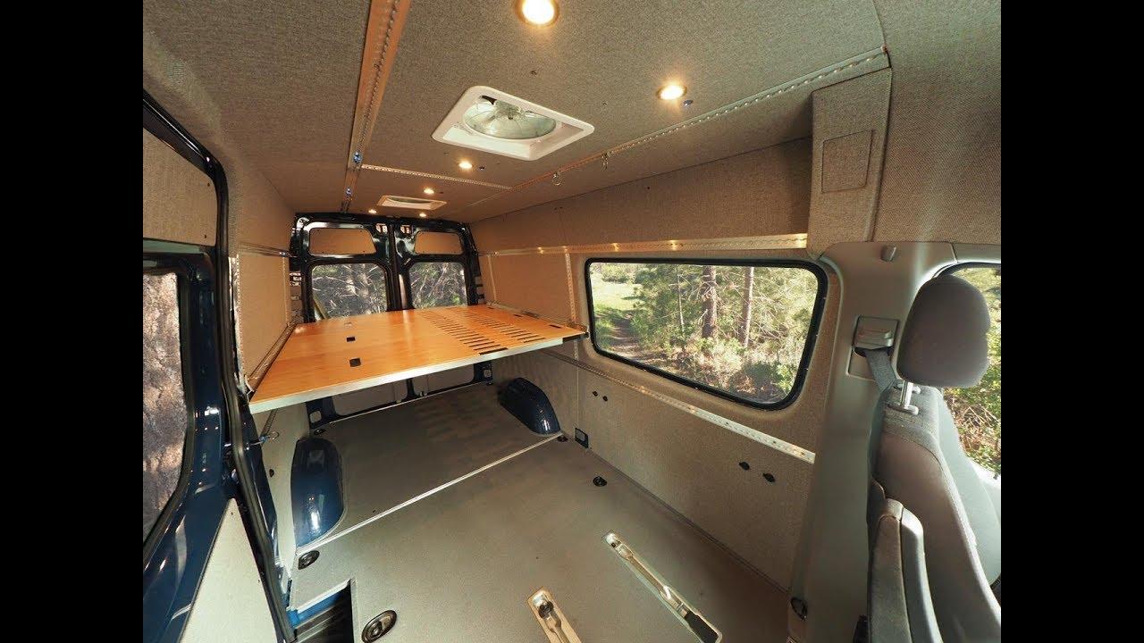 Adventure Wagon RUV Interior Conversion Kit Review