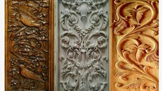 Latest wood main door designs for modern homes