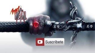 Angel de Metal - Alas de Acero (Videoclip Oficial) YouTube Videos
