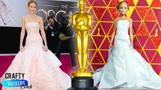 Barbie goes to the Oscars! Miniature Oscars Red Carpet Party