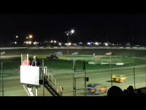 Penn Can Speedway - May 12, 2017 - 600cc Modified Main