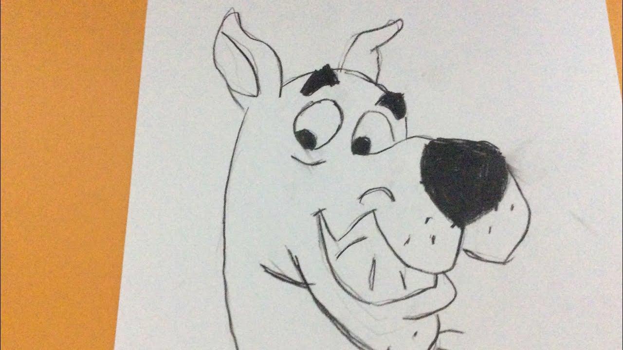 Scooby Doo çizim Youtube