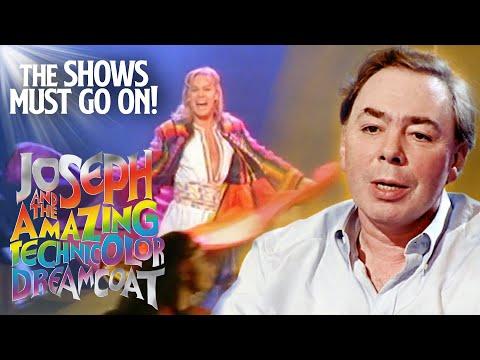 The Origin Of Joseph | Backstage At Joseph And The Amazing Technicolor Dreamcoat