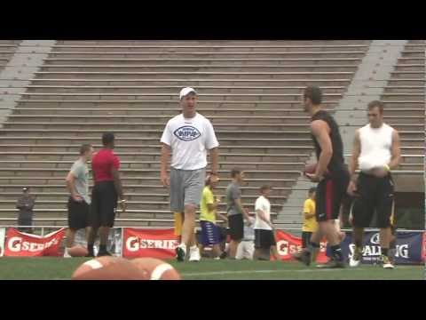 "The ""First Family of Quarterbacks"" Hold Their Annual Manning Passing Academy"