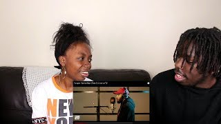 Yungen - Behind Barz (Take 2) | Link Up TV - REACTION
