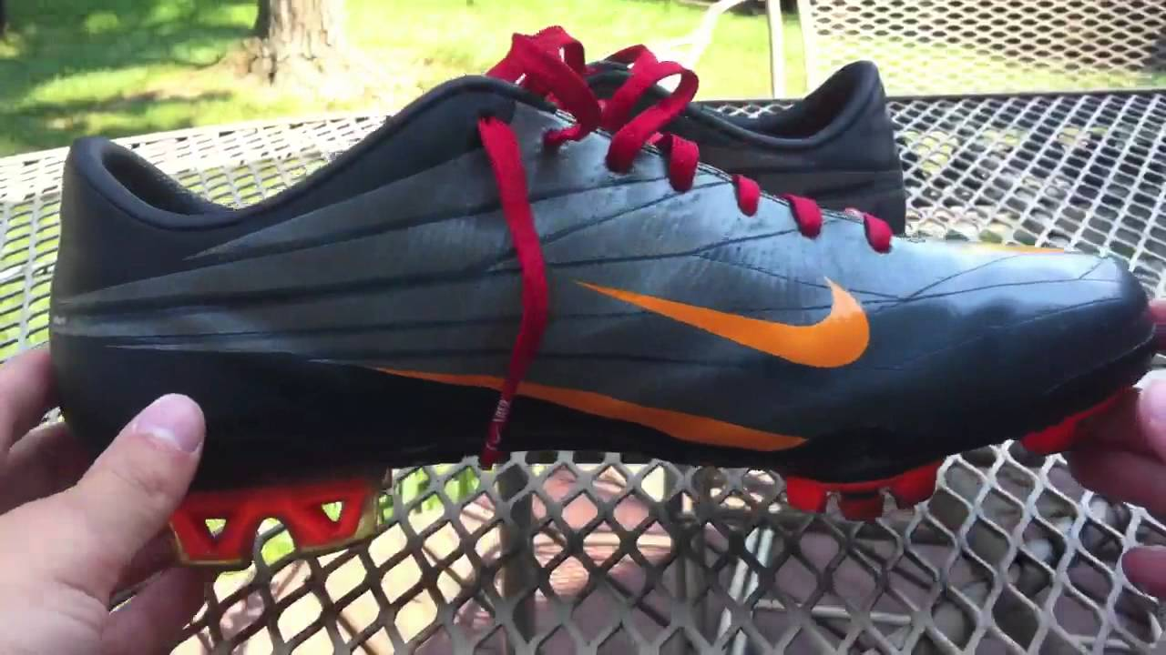 ab9cc2cfd Nike Mercurial Vapor Superfly II Review - YouTube