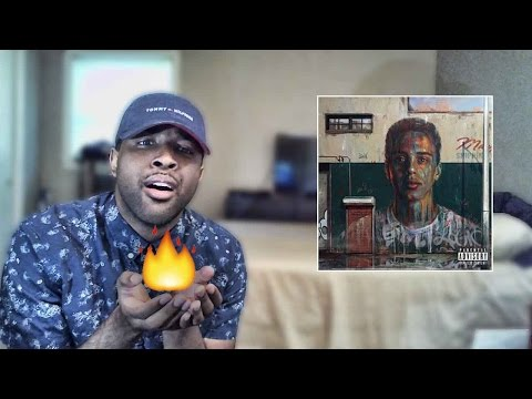 Logic - Under Pressure (Review / Reaction)