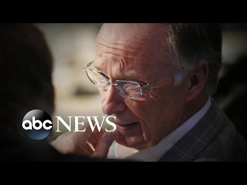Alabama Gov. Robert Bentley resigns amid sex scandal