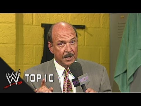 "555 - Call ""Mean"" Gene - WWE Top 10"