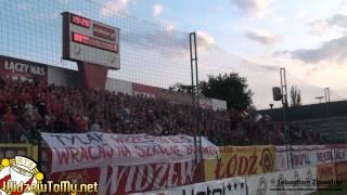 Widzew Łódź - GKS Tychy 22.8.2014 1:1