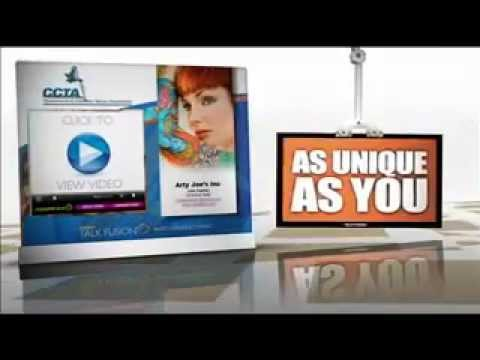 Talk Fusion Custom Template Video