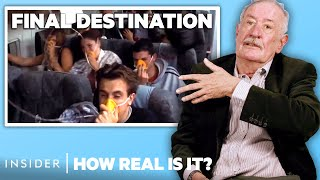 Air Crash Investigator Breaks Down 12 Plane Crashes In Movies | How Real Is It?