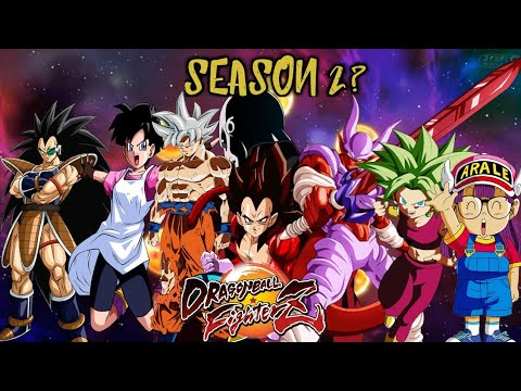 Dragon Ball Fighter Z- DBFZ Season 2 8 DLC CHARACTERS predicted