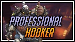 [Overwatch] Professional Hooker (Roadhog)