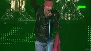 Guns N` Roses - Better (Live HD from The Joint in Las Vegas) Professional Shot