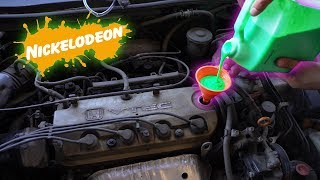Can You Use SLIME as ENGINE OIL?