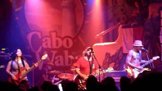 Red Voodoo (Sammy Hagar And The Wabos)