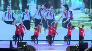 Tiến Lên Việt Nam Ơi ! Dance Cover St319