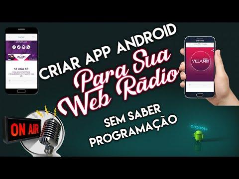 Criar Aplicativo De Radio Online Para Android
