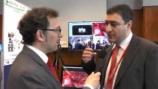 Interview with Oscar Chabrera from the HIPERMED project at the Celtic-Plus Event 2015