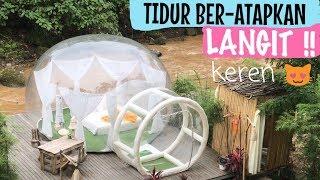 Gambar cover VLOG | HOTEL BUBBLE anti mainstream di BALI | Alien Bubble Bali | #jalanjalanekarizal #vlog15
