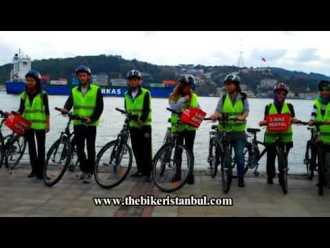 Istanbul Bosphorus Bike Tour