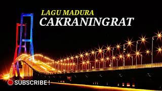 CAKRANINGRAT - Lagu Madura (Karaoke) Stereo Original.