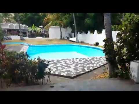 Anjouan al amal hotel beach comorose