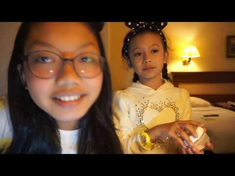 LIFIA vlog challenge make up for kids with putri idol junior