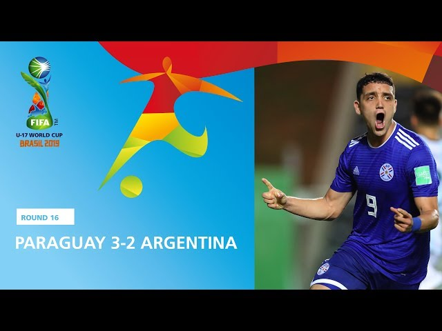 Paraguay v Argentina Highlights - FIFA U17 World Cup 2019 ™
