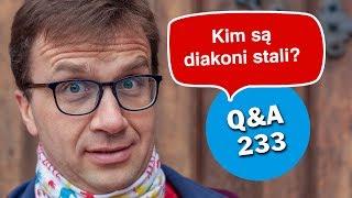 Kim są diakoni stali? [Q&A#233] Remi Recław SJ