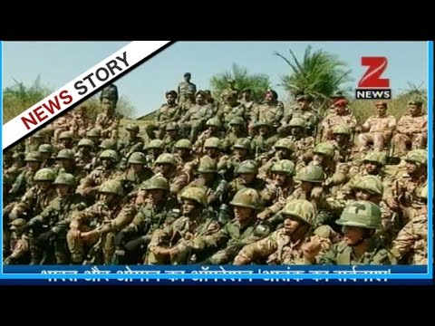 Watch: Exclusive report on joint exercise conducted by India and Oman soldiers