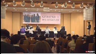 [4K] 여자친구(GFRIEND) - 팬사인회 전체직캠(Fancam) / 200214 노량진 팬사인회 by …