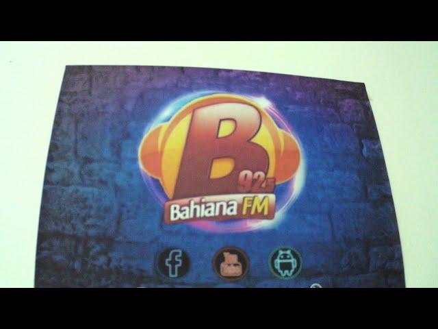 BAHIANA FM 14/09/2020