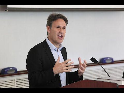 Richard Susskind: Artificial Intelligence and the Law Conference at Vanderbilt Law School