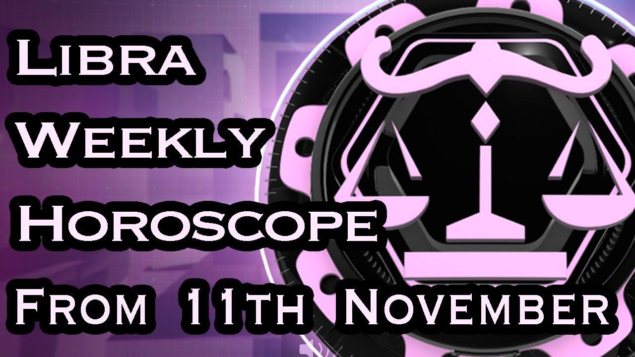 libra weekly horoscope february 11 2020