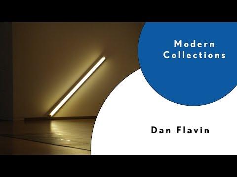 "Modern Collections - Dan Flavin, ""Diagonal of May 25, 1963"", 1963"