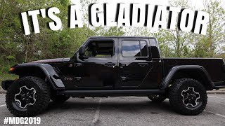 Gambar cover The 2020 Jeep Wrangler Gladiator Rubicon REVIEW!