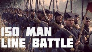 War of Rights - 'Massive Line Battle'
