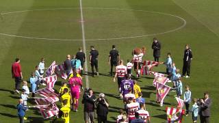 Doncaster Rovers 0-0 Fleetwood Town highlights!!!