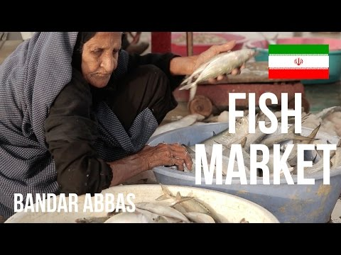 Fresh Fish? The Market in Bandar Abbas • بندر عباس • IRAN