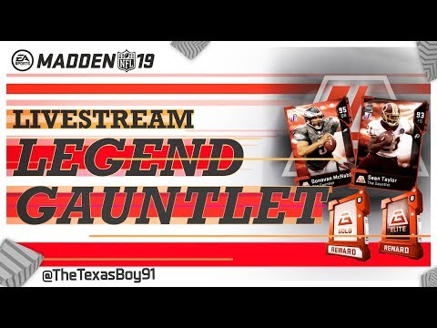 SERIES 4 IS HERE!!!   Legend Gaunlet Solo Grind For Free 93 & 95 Overall Elite