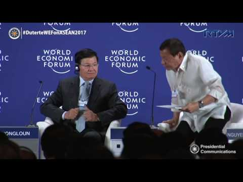Opening Plenary: ASEAN at 50 Years Young 5/11/2017