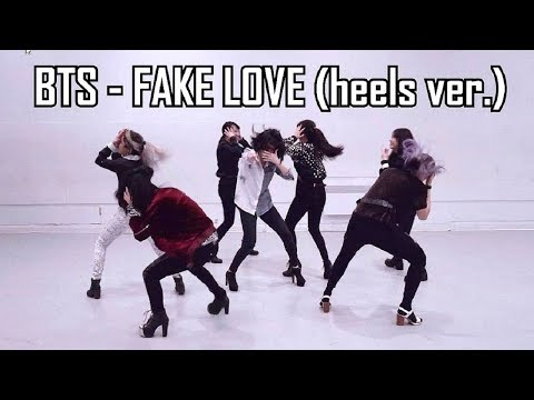 [EAST2WEST] BTS (방탄소년단) - Fake Love (High Heels Ver.)