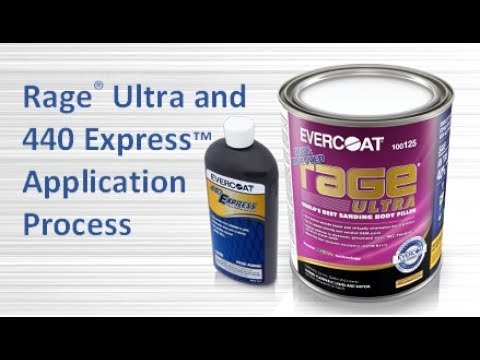 Rage Ultra / 440 Express Application Video