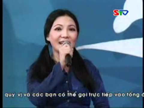 Cô Gái Bán Hoa Xuân   Võ Thanh Phong   Châu Thanh   Cẩm Tiên