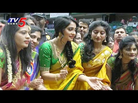 Telangana People's Association Of Dallas Bathukamma & Dasara Celebrations | TV5 News