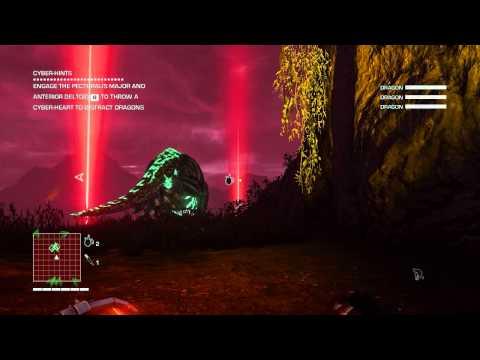Far Cry 3 Blood Dragon   Dinosaurs!...errr Blood Dragons