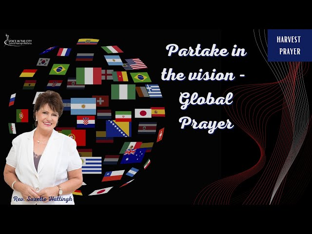 Global Prayer Vision
